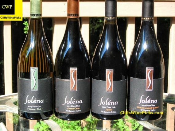 Solena Estate lineup