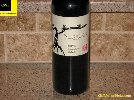 2009 Bedrock Wine Co. Zinfandel Old Vine