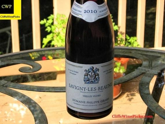 2010 Domaine Philippe Girard Savigny-lès-Beaune Vieilles Vignes