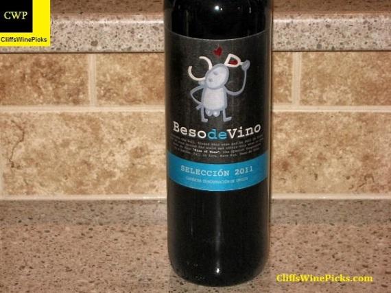 2011 Beso de Vino Cariñena Selección