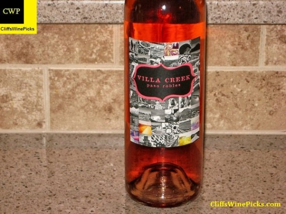 2012 Villa Creek Pink