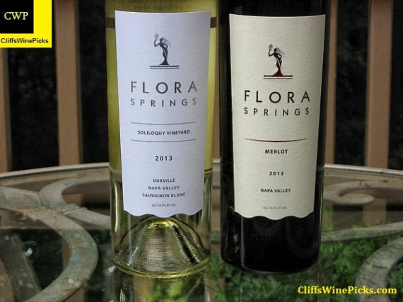 Flora Springs lineup