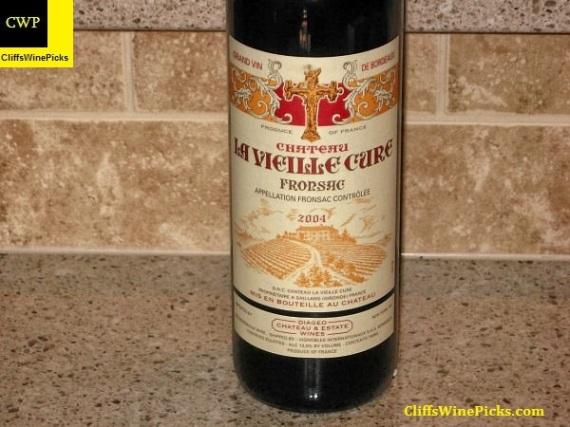 2004 Château La Vieille Cure