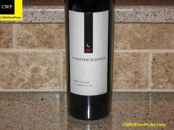 2008 Long Shadows Wineries Chester-Kidder