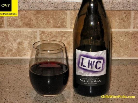 2010 Loring Wine Company Pinot Noir Sta. Rita Hills