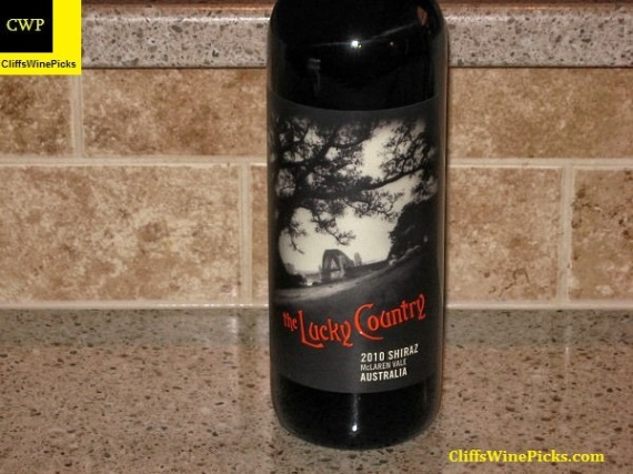 2010 The Lucky Country Shiraz
