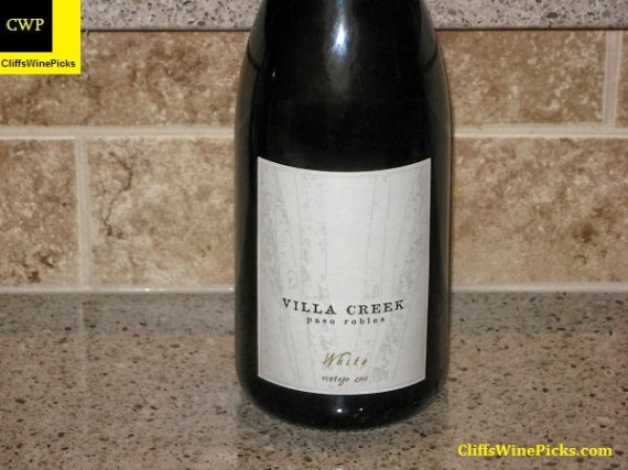 2011 Villa Creek White