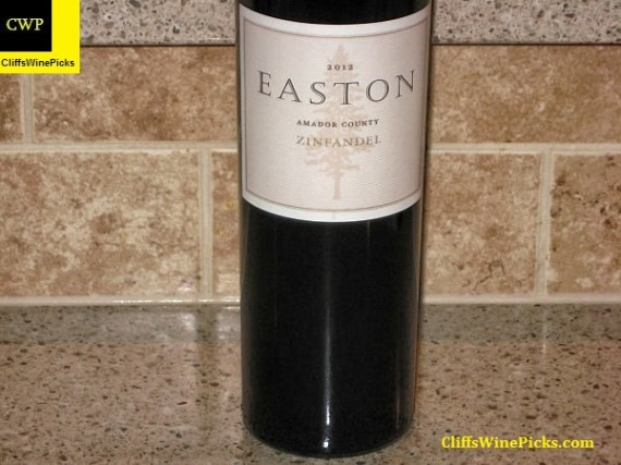 2012 Easton Zinfandel
