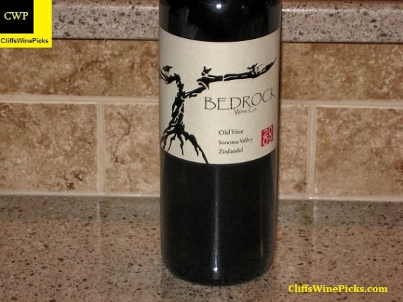 2009 Bedrock Wine Co. Zinfandel Old Vine