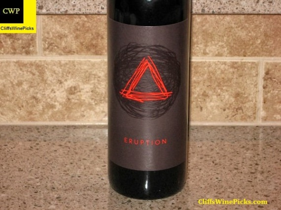 2009 Brassfield Estate Winery Eruption Volcano Ridge