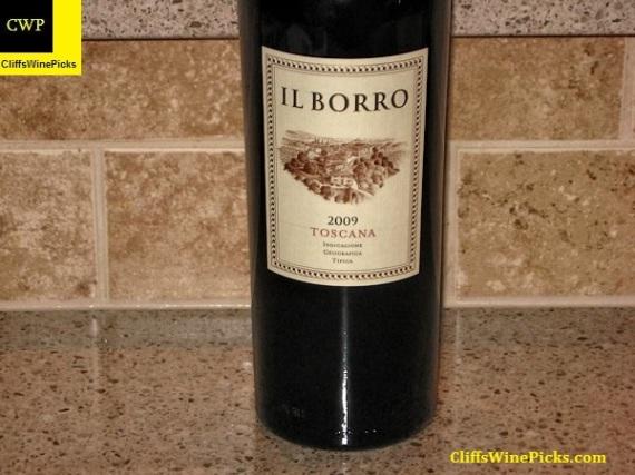 2009 Il Borro Il Borro Toscana IGT