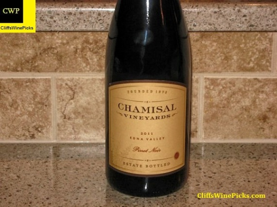 2011 Chamisal Vineyards Pinot Noir Edna Valley