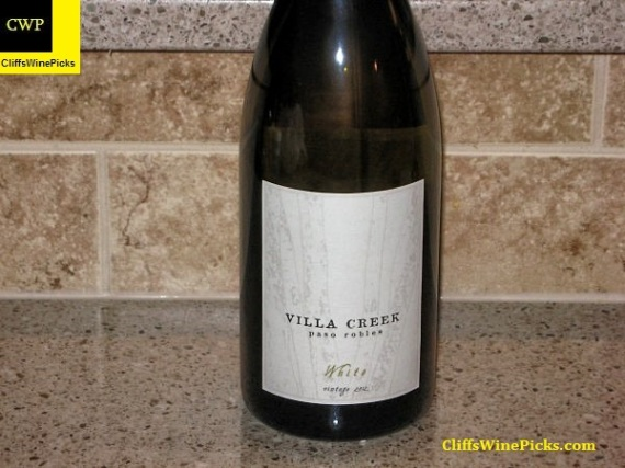 2012 Villa Creek White