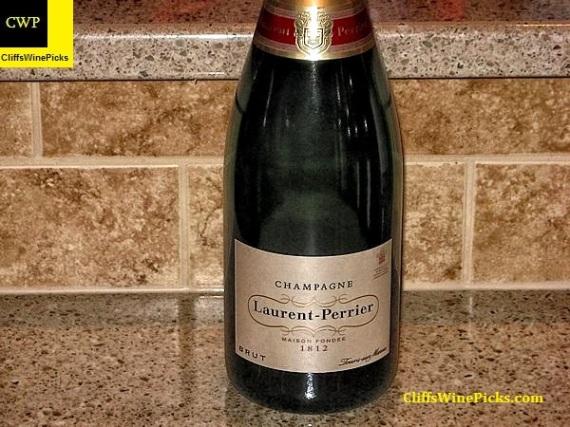 N.V. Laurent-Perrier Champagne Brut L.P.