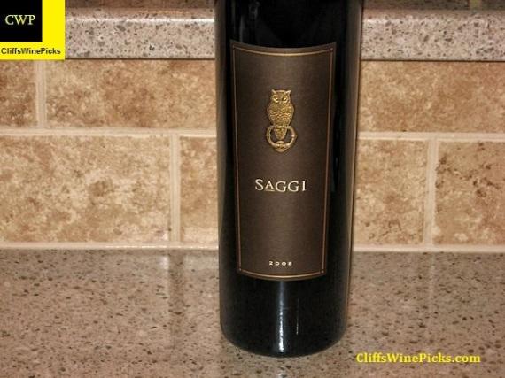 2008 Long Shadows Wineries Saggi