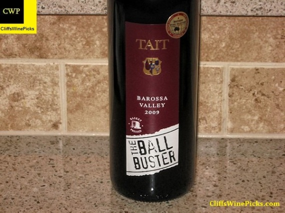2009 Tait The Ball Buster