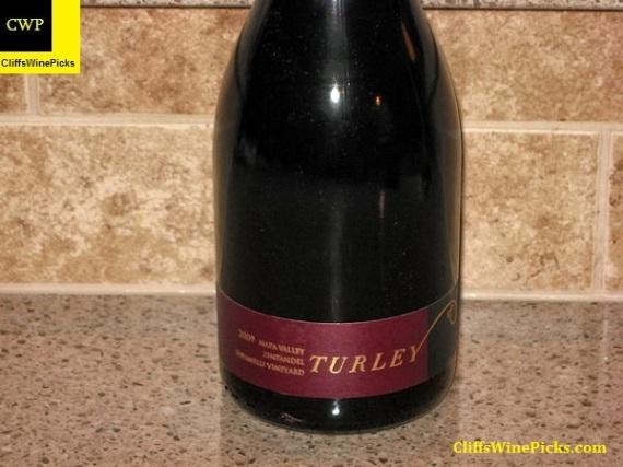 2009 Turley Zinfandel Tofanelli Vineyard