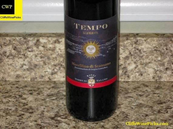 2006 Terre di Talamo Morellino di Scansano Tempo Riserva