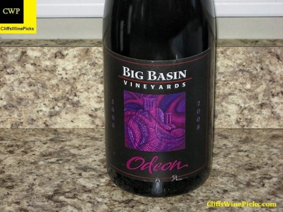 2008 Big Basin Vineyards Odeon