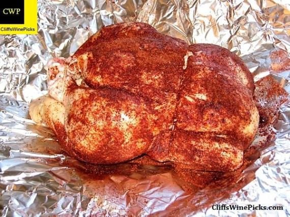 Chicken - Before