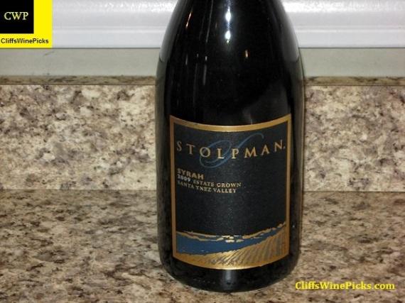 2009 Stolpman Syrah Estate Grown
