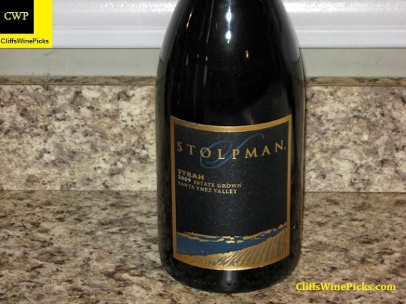 2009 Stolpman Syrah Estate Grown