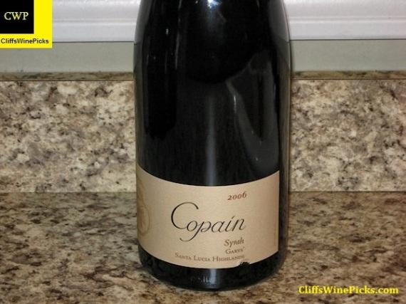 2006 Copain Syrah Garys' Vineyard