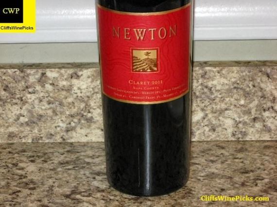 2011 Newton Claret