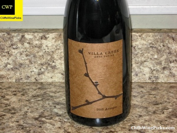 2009 Villa Creek Avenger