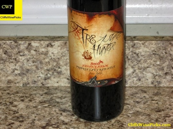 2008 Treasure Hunter Wines Helen's Helm