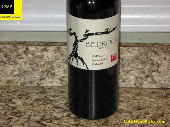 2011 Bedrock Wine Co Zinfandel Old Vine