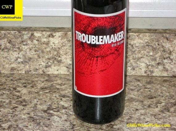 NV Austin Hope Troublemaker Blend 9