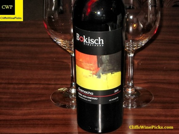 2011 Bokisch Vineyards Garnacha Terra Alta Vineyard
