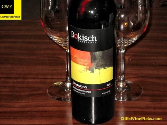 2011 Bokisch Vineyards Garnacha Terra Alta Vineyard
