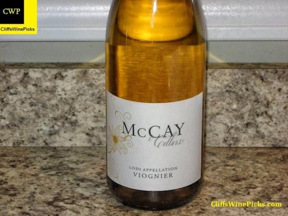 2014 McCay Cellars Viognier