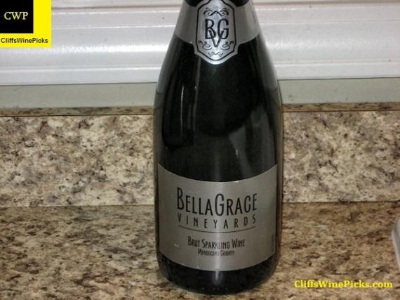 Bella Grace Brut Sparkling Wine