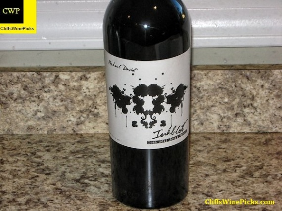2013 Michael-David Vineyards Petit Verdot Inkblot