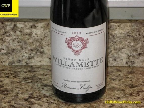 2013 Domaine Loubejac Pinot Noir