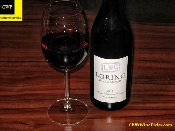 2013 Loring Wine Company Pinot Noir Santa Barbara County