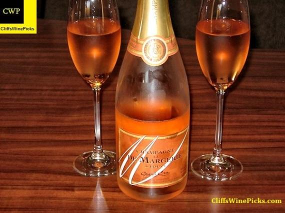 De Margerie Champagne Grand Cru Brut Rosé
