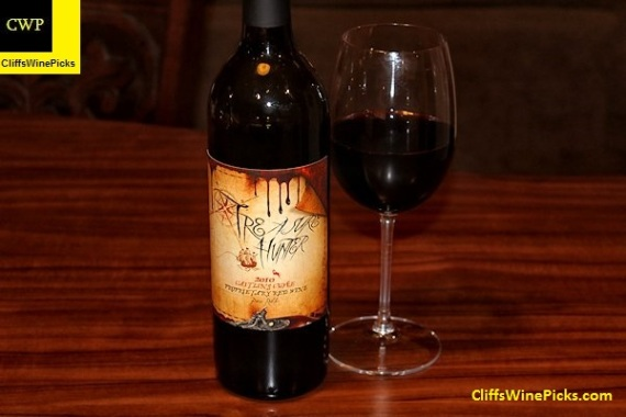 2010 Treasure Hunter Caitlin's Cuvee Paso Robles