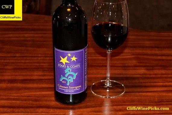 2011 Mueller Family Vineyards Cabernet Sauvignon Stars & Goats