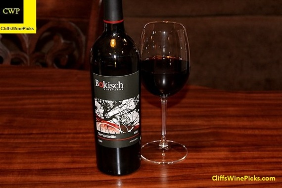 2013 Bokisch Vineyards Tempranillo Lodi