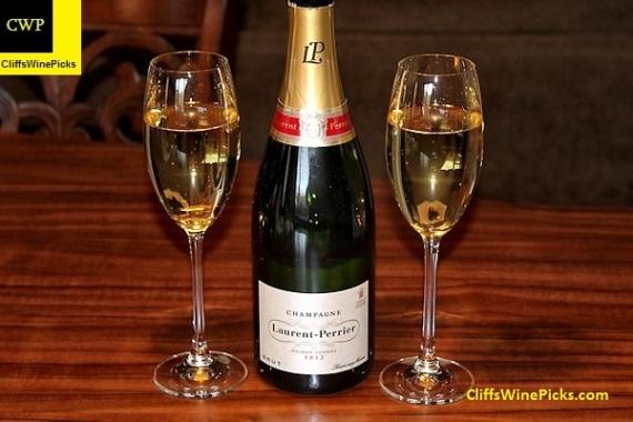Laurent-Perrier Champagne Brut L.P.