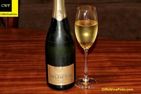 2004 Delamotte Champagne Blanc de Blancs Millésimé