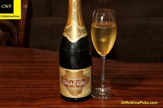 2007 Diebolt-Vallois Champagne Blanc de Blancs Brut