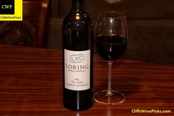 2012 Loring Wine Company Cabernet Sauvignon Blend