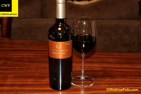 2013 Conn Creek Herrick Red