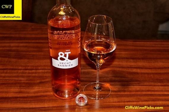 2015 Hecht & Bannier Côtes de Provence Rosé