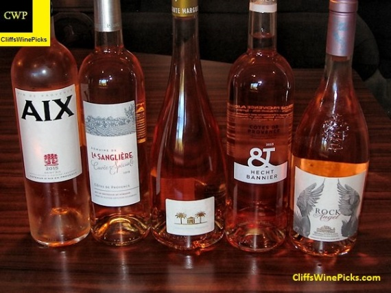 Rosé Wines of Provence